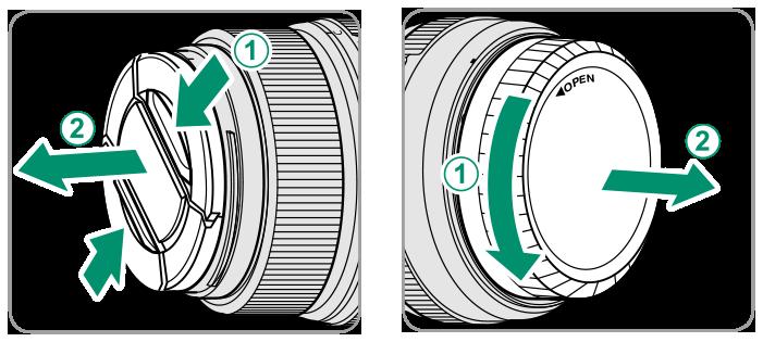 相机显示存储卡锁定_镜头